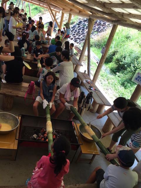 佐賀中央児童センターの子供達