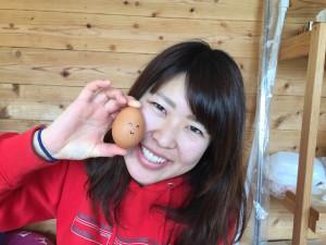笑ったゆで卵